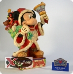 Mickey Mouse als Santa Claus